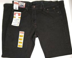 NWT Men's Wrangler Comfort Flex Waistband Relaxed Fit Jean S