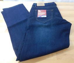 NWT Men's IZOD Comfort Stretch Straight Fit 5 Pocket Jeans