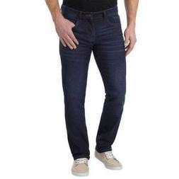 NWT Men's IZOD Comfort Stretch Straight Fit Jeans Blue sits