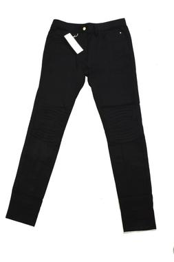 NWT Adidas SLVR Men's Dark Blue/Black Stretch Fit Cotton Fen
