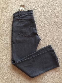 nwt men s dark gray jeans sz
