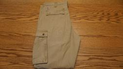 NWT MEN'S CARHARTT JEANS Size 36 x 34 Relaxed Fit Rugged Car