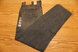 NWT MEN'S LEVI JEANS 550 Multiple Sizes Big Tall Relaxed Fit