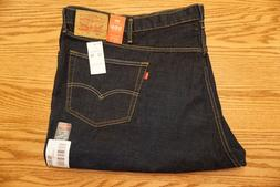 NWT MEN'S LEVI JEANS 559 Multiple Sizes Big & Tall Relaxed S