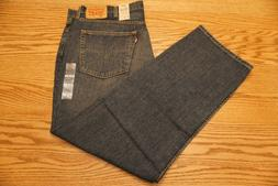 NWT MEN'S LEVI JEANS 559 Multiple Sizes Relaxed Straight Big