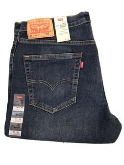 NWT Men's Levis 541 Athletic Taper Stretch Light Blue Jeans