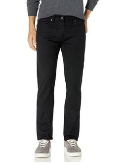 NWT Lee Men's Modern Series Slim-Fit Tapered-Leg Jean Black3