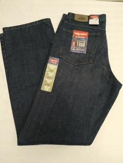 NWT Men's WRANGLER ORIGINALS 32x34 Relaxed Fit Bootcut Jeans