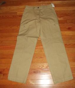 NWT Men's DOCKERS PACIFIC COLLECTION CLASSIC FIT CARGO JEANS