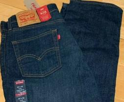 Nwt Men's Levi 514 Straight Leg Jeans! 32x34