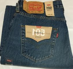 nwt mens levis 501 2487 original button