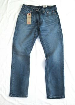 NWT Mens Levis 541 Athletic Taper Jeans Back Beat 181810215