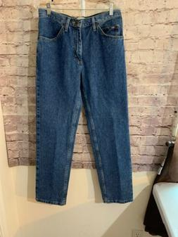 NWT Mens Lee Regular Fit Straight Leg Jeans MED WASH  33 X 3