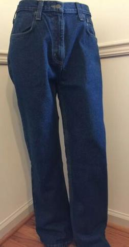 NWT Carhartt Relaxed Fit Straight Leg Jeans Jean Denim Blue