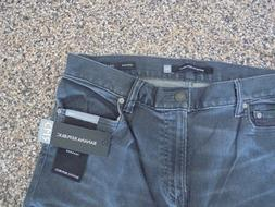 NWT Banana Republic Tapered Fit Men's Rapid Movement Jeans C