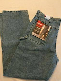 NWT Wrangler Riggs Workwear DuraShield Carpenter Relaxed Fit