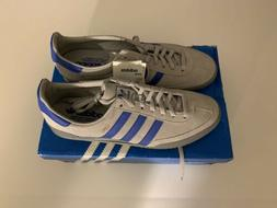 ADIDAS ORIGINALS JEANS TRAINERS GREY SHOES SNEAKERS RARE SIZ
