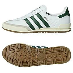 adidas ORIGINALS DEADSTOCK JEANS TRAINERS WHITE GREEN SHOES