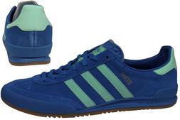 Adidas Originals Jean City Series Bern Blue Suede Mens Train