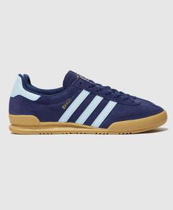 adidas Originals Jeans Mens Trainers Blue Leather Shoes All