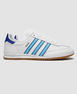 adidas Originals Jeans Mens Trainers White / Blue Leather Sh