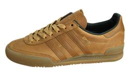 Adidas Originals Jeans MKII Mens Trainers Lace Up Shoe Gold