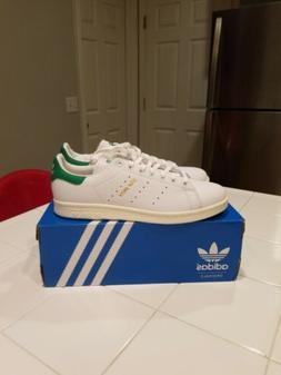 adidas Originals Stan Smith Forever White Green Men Casual S