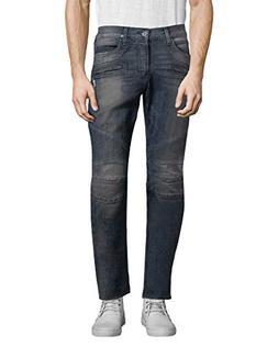 Hudson Jeans Mens Hudson Pant The Blinder Biker Skinny Jean,