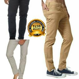 Pants For Men Very *Stretchy* Slim Fit