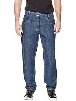 Guess Factory Men's Men's Pascal Relaxed Tapered Jeans