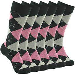 SUTTOS Mens Boys Superlite Elite Pink Black Beige Argyle Dia