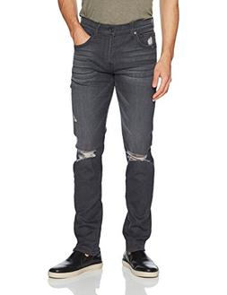 7 For All Mankind Men's Paxtyn Skinny Fit Jean in Portland G