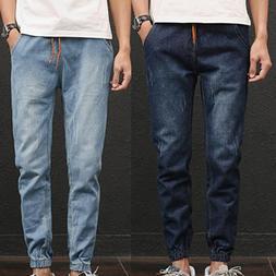 Plus Size Fashion Casual Comfy <font><b>Men</b></font> Jogge