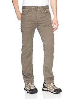 "prAna Bridger Jean 32"" Inseam Pants, Mud, Size 32"