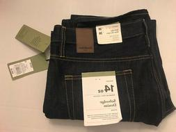 PREMIUM 100% COTTON - NEW BLUE JEANS - 14 OZ SELVEDGE DENIM