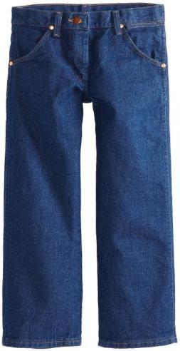 Wrangler Big Boys' Original ProRodeo Jeans, Prewashed Indigo