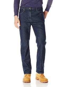 Dickies Men's Regular Fit 5-Pocket Flex Performance Jean, Ti