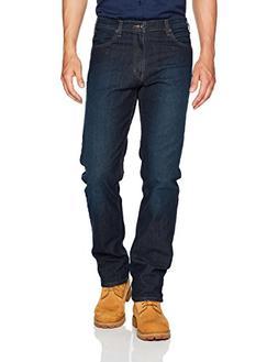 Dickies Men's Regular Fit 5-Pocket Flex Performance Jean, Tu
