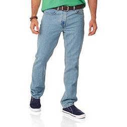 Faded Glory Men's Regular Fit Blue Jeans Available In Regula