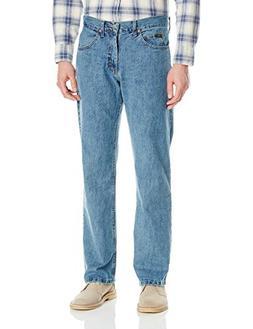 LEE Men's Regular Fit Bootcut Jean, Wylie, 35W x 30L