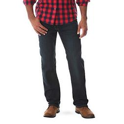 Wrangler Mens Regular Fit Denim Jeans 4-Way Flex