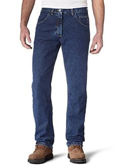 Wrangler Men's Regular Fit Jeans Five Star