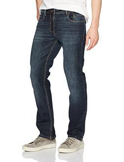Comfort Denim Outfitters Men's 's Regular Fit Jeans 32Wx32L