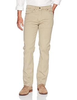 LEE Men's Regular Fit Straight Leg Jean, Lyon, 36W x 32L