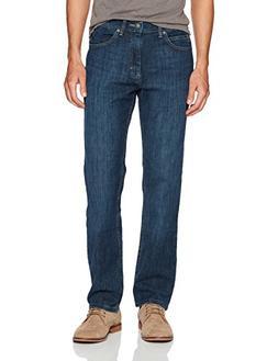 LEE Men's Regular Fit Straight Leg Jean, Lenox, 36W x 30L
