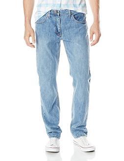 Dickies Men's Regular Straight 5-Pocket Jean, Heritage Light