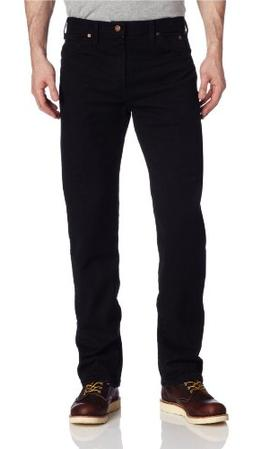 Dickies Men's Regular Straight Fit 6 Pocket Jean, Rinsed Ove
