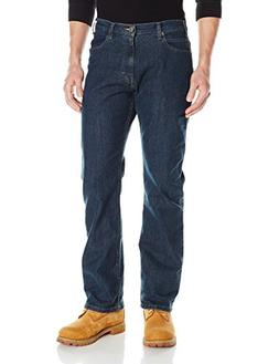 Dickies Men's Relaxed Fit 5-Pocket Flex Performance Jean, Ti