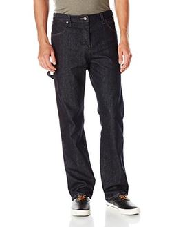 Dickies Men's Relaxed Fit 5-Pocket Flex Performance Jean, In