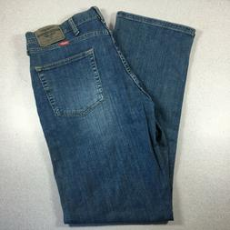 Wrangler Relaxed Fit Flex for Comfort Jeans Medium Wash Mens